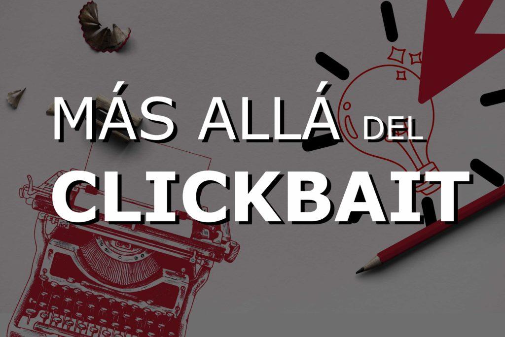 clickbait: textos con gancho
