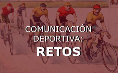 Comunicación deportiva: retos
